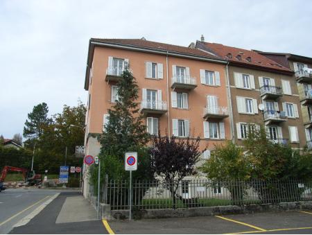 CHARRIERE 42 | 2.5 pièces | 3ème étage Est | La Chaux-de-Fonds