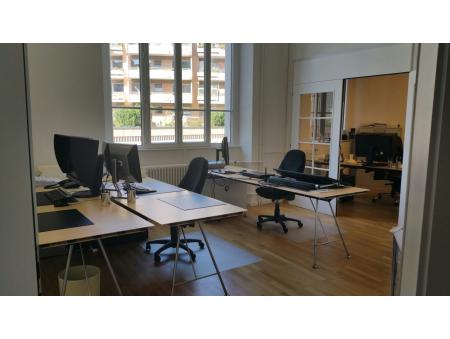 JAQUET-DROZ 5 | local | 54 m2 + 40m2 (locaux communs)| 1er Est | La Chaux-de-Fonds