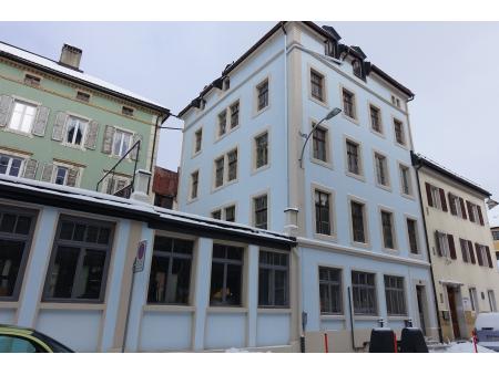 RONDE 3 | 2,5 pièces | 2ème étage | La Chaux-de-Fonds