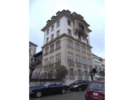 DOUBS 32 | 3 pièces | 3ème étage | La Chaux-de-Fonds