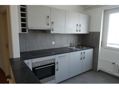 GRENIER 27 | 2.5 pièces | 6ème étage S-E | La Chaux-de-Fonds