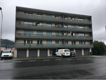 HELVETIE 20   2 pièces   3ème étage Est  La Chaux-de-Fonds