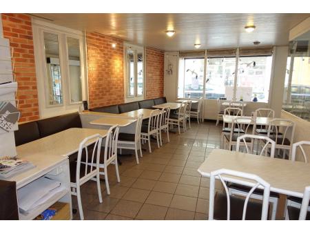 NEUVE 7 | Confiserie tea-room | rez | La Chaux-de-Fonds