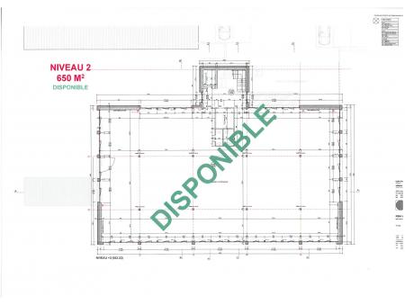 BILLODES 55 | locaux de 650 m2 | Le Locle | 2ème