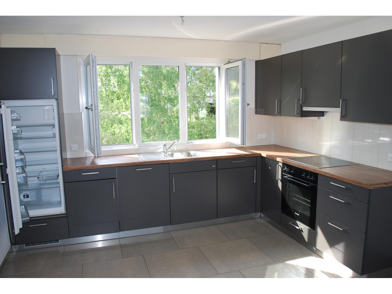 logement 4 5 pi ces louer la chaux de fonds croix f d rale 23a. Black Bedroom Furniture Sets. Home Design Ideas