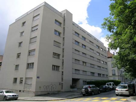 PAIX 19 | 1 pièce | 4ème Nord-Centre-Est (no 48) | La Chaux-de-Fonds