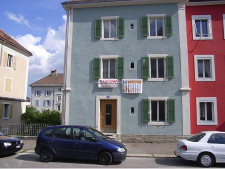 DOUBS 105 | Garage No 2 | La Chaux-de-Fonds