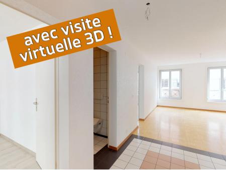 SOLEIL 3 | Local/appartement | 2ème Est | La Chaux-de-Fonds