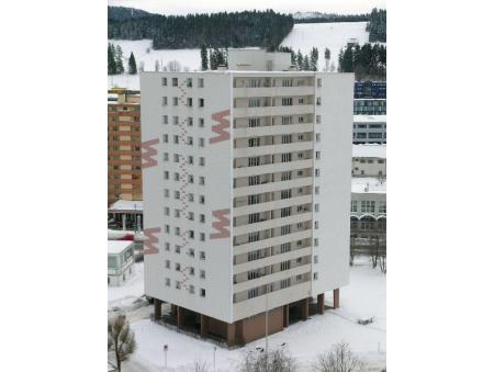BLAISE-CENDRARS 7 | 2 pièces | 11ème Ouest (no 114) | La Chaux-de-Fonds