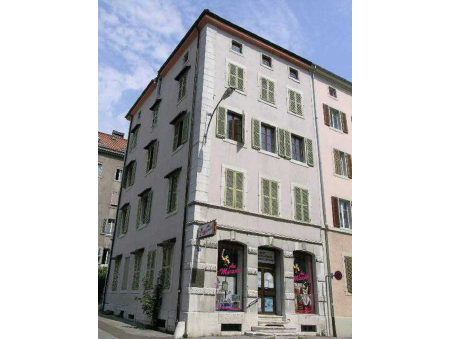 SERRE 38 | Local commercial | Rez | La Chaux-de-Fonds