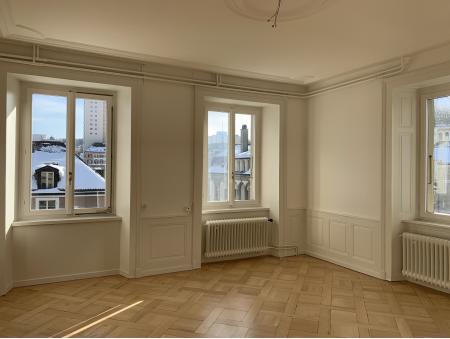 JARDINIERE 51   4 pièces   2ème étage   La Chaux-de-Fonds
