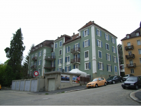 ALEXIS-MARIE-PIAGET 29 | 3ème étage Ouest | La Chaux-de-Fonds
