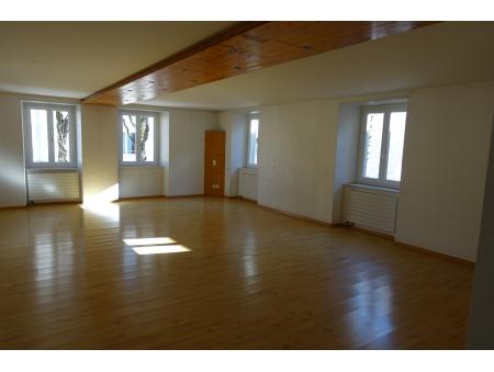 LEOPOLD-ROBERT 47-49 | Local | 2ème Est| La Chaux-de-Fonds