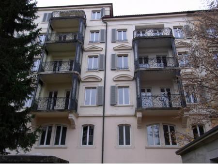 NUMA-DROZ 157 | 5 pièces | 1er étage | La Chaux-de-Fonds