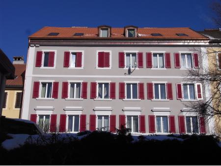 PROGRES 59 | 5.5 pièces | 4ème étage | La Chaux-de-Fonds