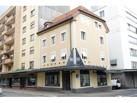 SERRE 59 | locaux | rez + 1er étage | La Chaux-de-Fonds