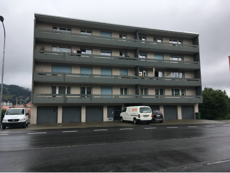 HELVETIE 20 | 4 pièces | 2ème étage Centre-Ouest La Chaux-de-Fonds
