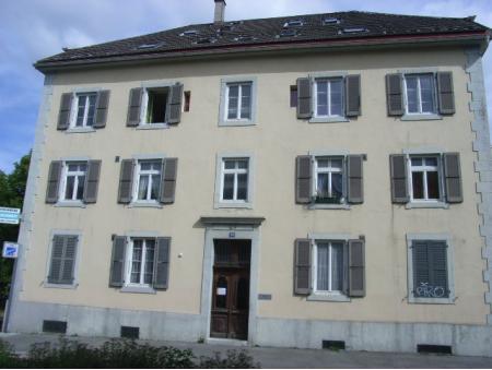 JARDINIERE 65 |6 pièces |2ème étage | La Chaux-de-Fonds