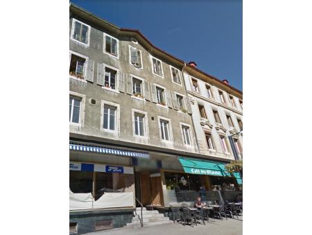 GRANDE-RUE 36 | 4 pièces | 1er étage | Le Locle