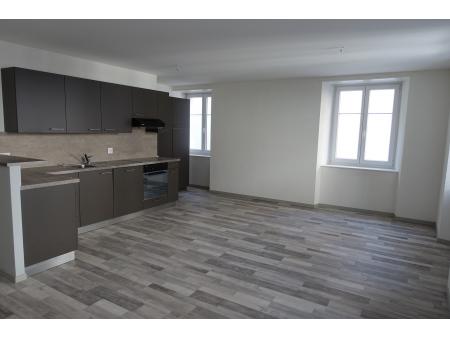 BALANCE 5 | 4 pièces | 1er étage | La Chaux-de-Fonds