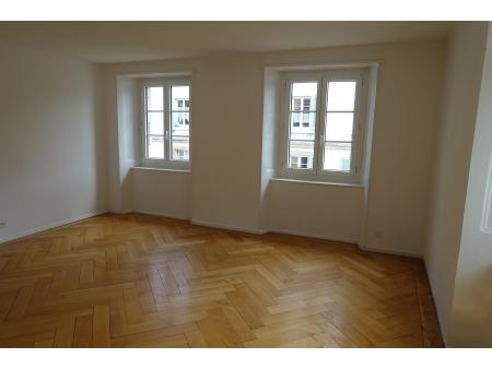 CRET-VAILLANT 8 | 3,5 pièces | 3ème étage | Le Locle