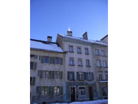 PARC 37 | 2.5/3 pièces | 3ème Entier | La Chaux-de-Fonds