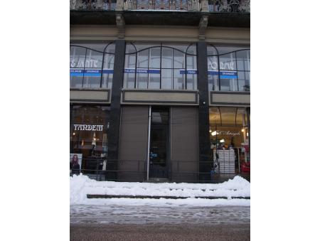 NEUVE 8 | Local | Rez Nord| La Chaux-de-Fonds