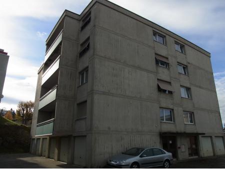 CHALET 6 | 4.5 pièces | 3ème Sud-Ouest | La Chaux-de-Fonds