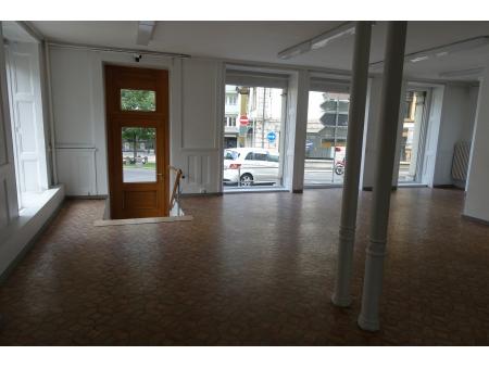 GRENIER 5-7 | local | 193 m2 | Rez/1er Ouest | La Chaux-de-Fonds