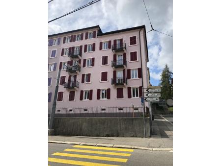NORD 168 | 3 pièces | Rez Est | La Chaux-de-Fonds