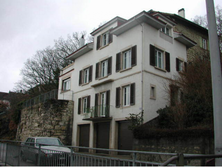 MATILE 11A | 2 pièces | 1er Est | Neuchâtel