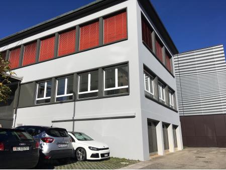 NUMA-DROZ 191| Local - Garage no 3 | La Chaux-de-Fonds