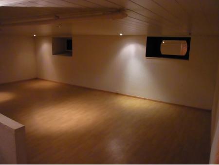 GRENIER 5-7 | Local | 55 m2 | Sous-sol Est | La Chaux-de-Fonds