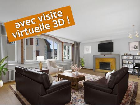 FRITZ-COURVOISIER 17 | 4,5 pièces | 2ème Sud | La Chaux-de-Fonds