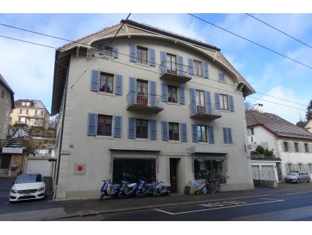 CHARRIERE 23 | Local | Rez | La Chaux-de-Fonds