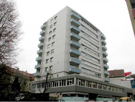GRENIER 27 | 2.5 pièces | 10ème étage S-E | La Chaux-de-Fonds