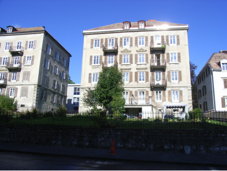 ALEXIS-MARIE-PIAGET 17 | 3 pièces | 3ème ouest| La Chaux-de-Fonds