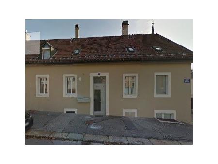 DOUBS 21 | local | 200 m2 | Rez | La Chaux-de-Fonds