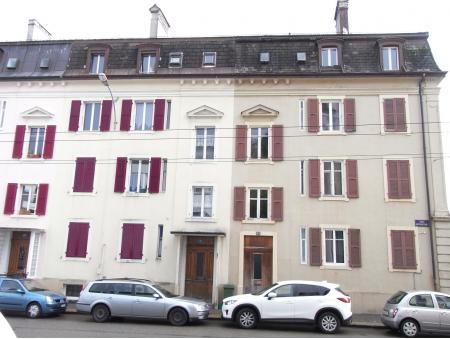 ALEXIS-MARIE-PIAGET 51 | 1.5 pièces | La Chaux-de-Fonds | rez Nord