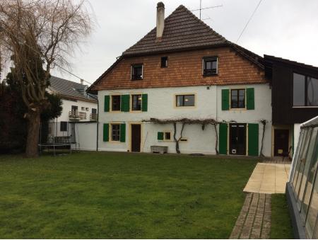 CHAMPS DE RIVE 5 | maison familiale de 6 pièces | Cudrefin