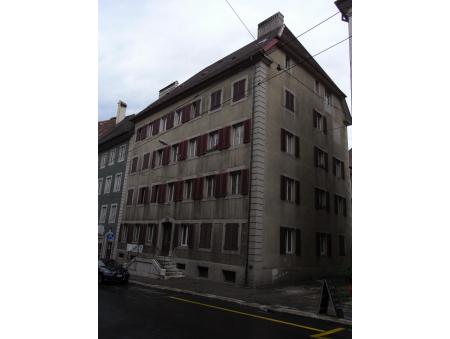 FRITZ-COURVOISIER 5 | magasin | rez Ouest | La Chaux-de-Fonds