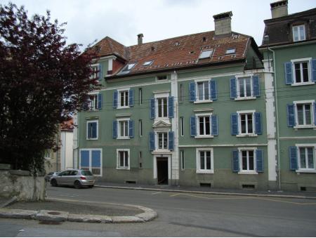 ALEXIS-MARIE-PIAGET 31 | 4 pièces | La Chaux-de-Fonds | 3ème Est