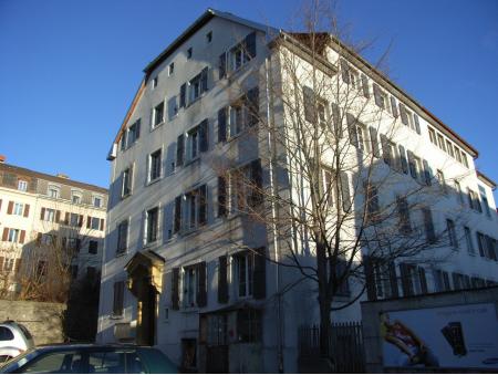 NUMA-DROZ 58 | 2 pièces | 2ème Nord | La Chaux-de-Fonds