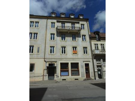 SERRE 32 | La Chaux-de-Fonds | 2ème étage