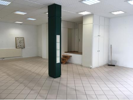 LEOPOLD-ROBERT 88 | local | Rez Ouest | La Chaux-de-Fonds