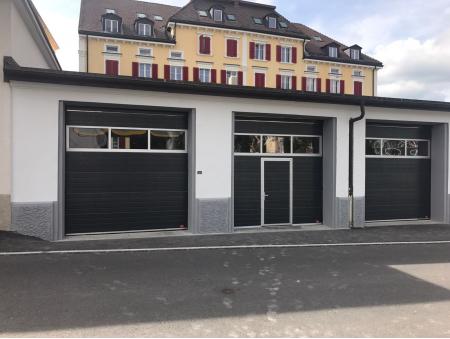 JACOB-BRANDT 76 | Local/garages | Rez | La Chaux-de-Fonds
