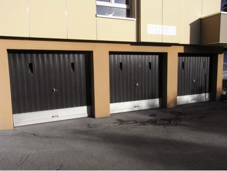 MONT D'AMIN 7| Garage individuel no 2 | La Chaux-de-Fonds