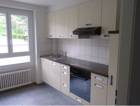 GIRARDET 23 | 3,5 pièces | 1er Ouest | Le Locle