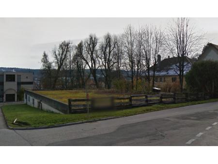 CRET-ROSSEL 9A| Place de parc intérieure No 19 | La Chaux-de-Fonds