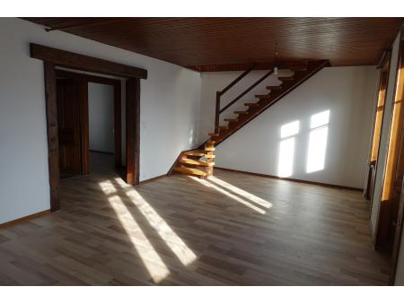CHARRIERE 51 | 5 pièces | 1er et 2ème étage | La Chaux-de-Fonds